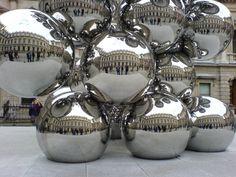 Anish Kapoor | Anish Kapoor Anish-kapoor-balls – Dobleclic Agencia y Estudio de ...