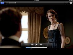 Downton-Abbey Lady Mary's dress