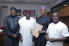 nodullnaija: Senate President receives 2nd batch of ministerial...