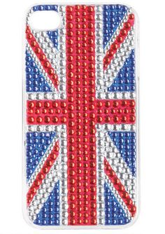 Union Jack iPhone4 Case - View All Accessories - Accessories - dELiA*s