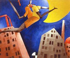Emilio Tadini - Il ballo dei filosofi