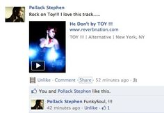 Supporters showing some music love! :)        www.facebook.com/TEEOHWHY      www.TEEOHWHY.com