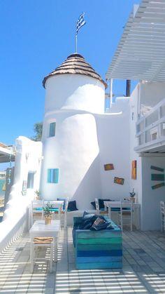 Flisvos Beach Cafe στην περιοχή Νάξος, Κυκλάδες