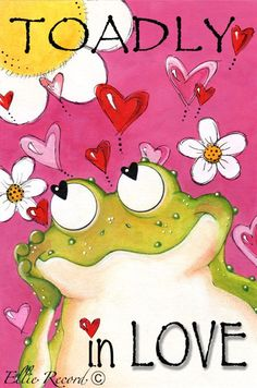 ‿✿⁀ Frogs ‿✿⁀
