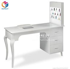 wholesale modern cheap used wood luxury black white double marble beauty salon nail manicure table station pedicure chairs sale