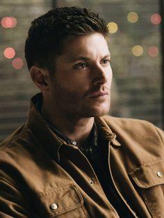 Jensen Ackles aka Dean Winchester