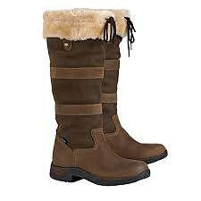 Essential for this winter weather Dublin Eskimo River Boot #HLZlovez | HorseLoverZ