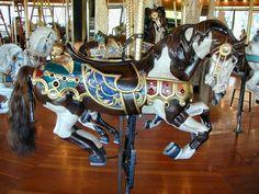 Spokane, WA Looff Carousel Looffun