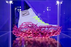 For this year's Milan Design Week, Nike is celebrating the ideas and elements of Natural Motion.