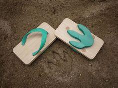Beach shoes____