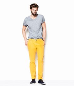 Chinos pants by H