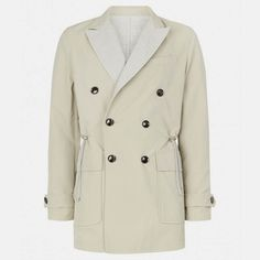Pick of the Day: Hardy Amies Chalk Pima Cotton Reversible Grant Bridge Coat - http://www.mnswr.com/pick-of-the-day-hardy-amies-chalk-pima-cotton-reversible-grant-bridge-coat/ Menswear style inspiration    #menswear #mensfashion #mensstyle #style #sprezzatura #sprezza #mentrend #menwithstyle #gentlemen #bespoke #mnswr #sartorial #mens #dapper