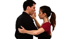 How to Embrace & Keep Space w/ Partner   Argentine Tango