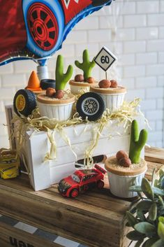 Speedy Lightning McQueen Birthday Party - Birthday Party Ideas for Kids and Adults Disney Cars Party, Disney Cars Birthday, Cars Birthday Parties, Birthday Party Decorations, Baby Shower Decorations, Boy Birthday, Bridal Shower Cakes, Baby Shower Cakes, Party Photography