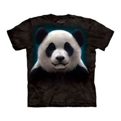 Panda Head Tee now featured on Fab.
