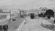 Plaza de Recreo de Humacao desde otro ángulo 1910