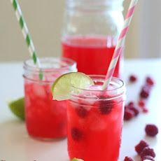 Raspberry Limeade – Low Carb and Gluten Free Recipe