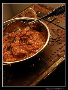 Lamm-Vindaloo