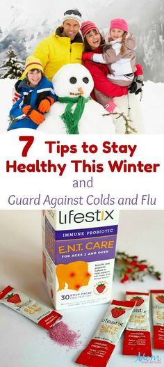 (3) 7 Tips to Stay Healthy This Winter and Guard Against Colds and Flu | Healthy living | Pinterest