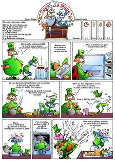 Guinness Cake - 750g.com