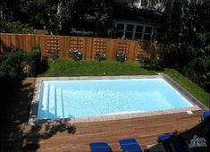 Small Fiberglass Pools Fiberglass Pools And Pools On