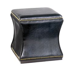 Found it at Wayfair - Bohannon Leather Storage Ottoman