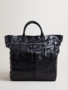 Balenciaga Mens Oversized Bag