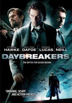 Daybreakers (2009). Ethan Hawke, Willem Dafoe, Sam Neill. Vampires | Action | Horror.