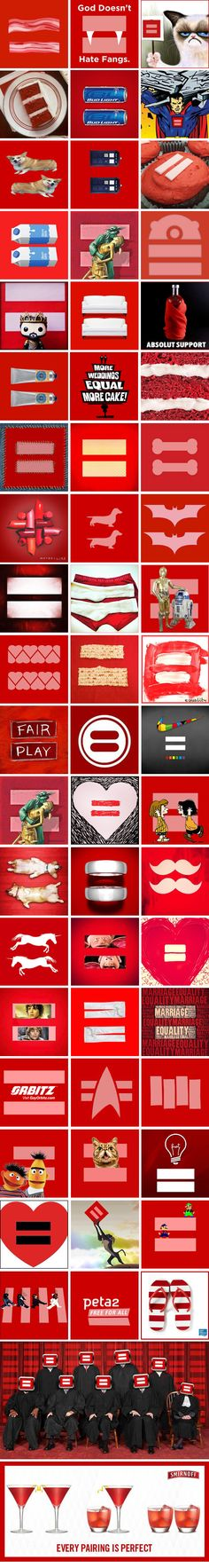 Getting Creative for Marriage Equality