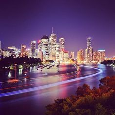 Brisbane, Queensland, Australia. Every one dreams of going some where new, I dream of going home.