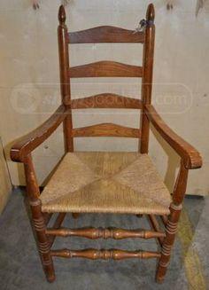 beautiful woven seat