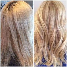 HOW TO: Money Making Dimensional Blonde   Modern Salon