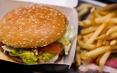 Recette : Hamburger à l'avocat