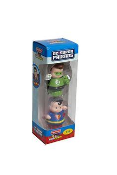 Muñecos marca Little People, marca Fisher Price.