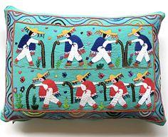 What a cute pillow!