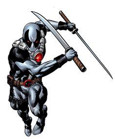 Deadpool by Mike Deodato Jr.