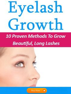 Grow  your eyelashes with proven treatment methods.