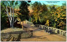 Shady Nook in Laurel Canyon California History, California Cool, Los Angeles California, Southern California, San Luis Obispo County, San Fernando Valley, Laurel Canyon, Mystery Of History, Hooray For Hollywood