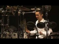 I think their left foot clave are amazing!   Synchronized DNA - Bakurocho Elegy (Live in Tokyo 2007)