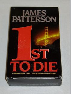 1st To Die - Audio Book - James Patterson