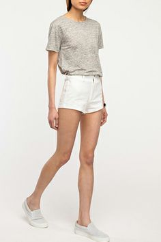 High Waists Or Bust! 25 Shorts That Stun #refinery29  http://www.refinery29.com/high-waisted-shorts#slide18