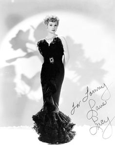 Lucille Ball glamour