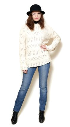 boho sweater outfit winter  US$14.95