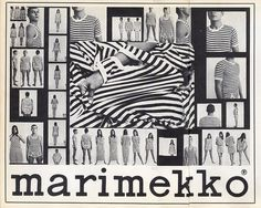 Marimekko Tasaraita-Striped PJs and Underwear