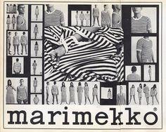 Vintage Marimekko ad