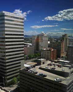 Spokane Washington