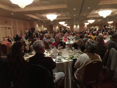 Crowd at Sheriff Clarke Dinner. EPC 28 (1-26-17)