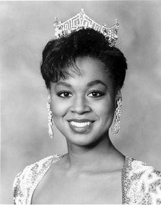Miss America 1991 - Marjorie Vincent (IL)