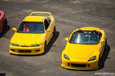 Integra Type R & Honda s2000