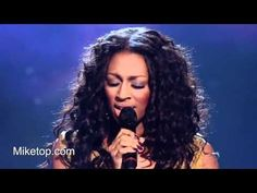 On nights like this Alexandra Burke can do no wrong, try to top her & I know your an artist worth your salt